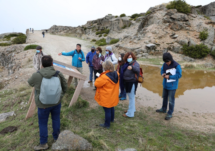 Ação de formação para professores – Estrela Geopark